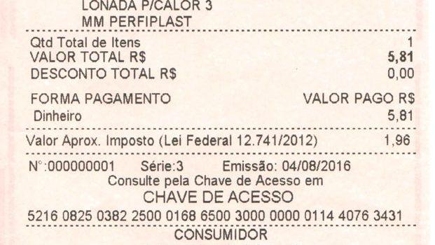 Implantada NFC-e no estado de Goiás